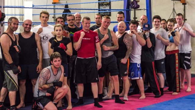 Boxing Spartans Gym