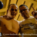 Kane Mallinson – 73kg – 1-0-1 (Boxing)
